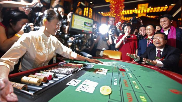 Singapore Plans Betting And Gaming Bodies Intergration