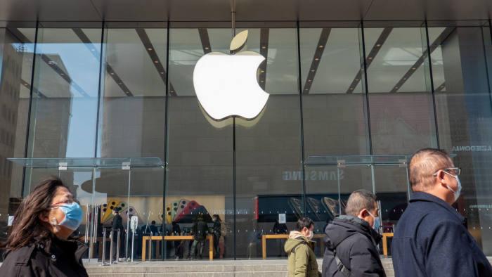 Coronavirus Impacts Apple's Manufacturing And Supply