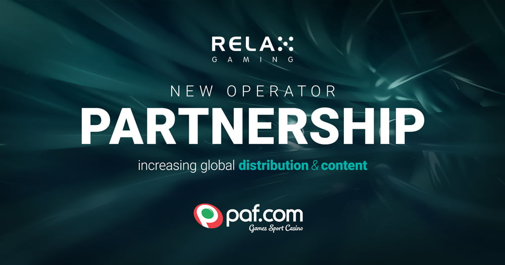 Relax Extends European Presence With Paf Partnership