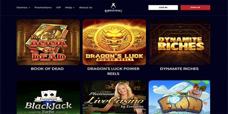 SkillOnNet Introduce iGaming Brand LordPing