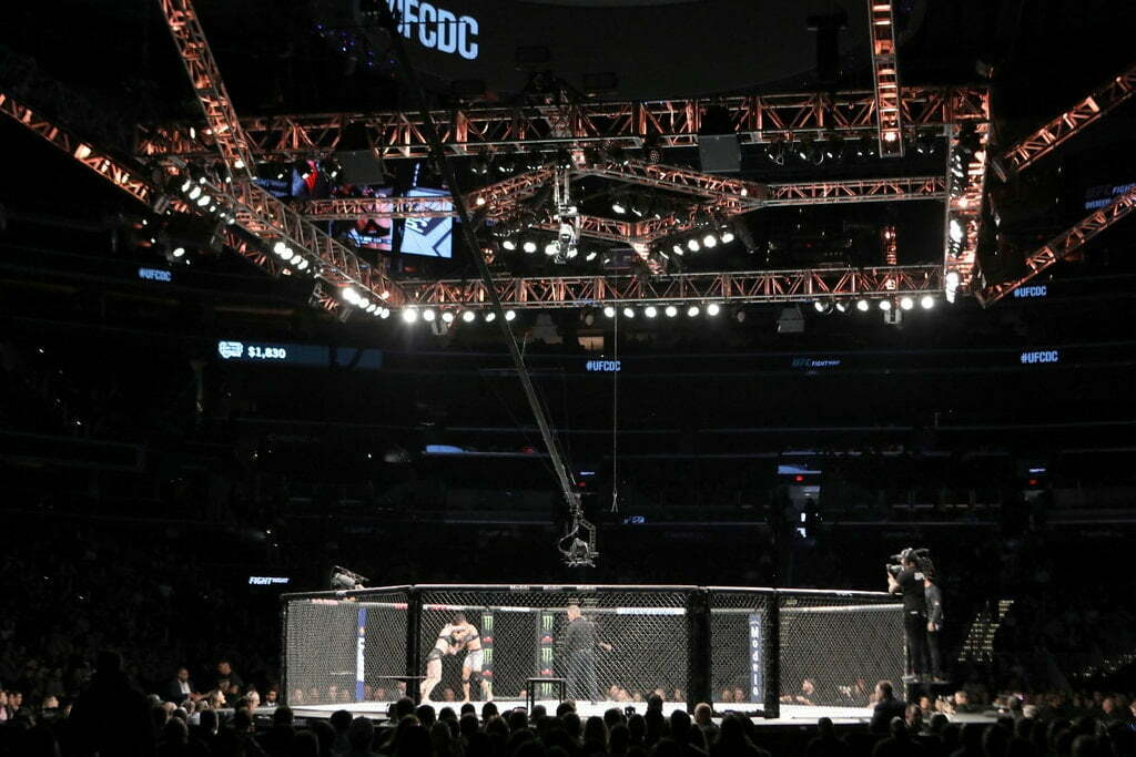 CA Tribal Casino Could Host UFC Fights During COVID-19 Pandemic