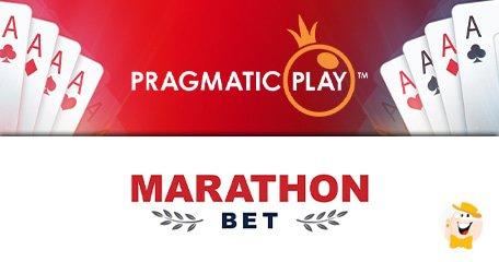 Pragmatic Play Adds Marathonbet To Clients List