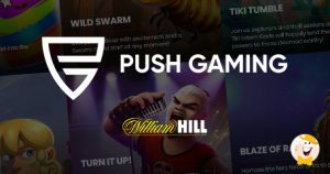 Push Gaming Signs Content Agreement With William Hill