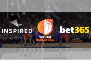 Inspired Launch Virtual Basketball Via bet365