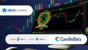 Oryx Signs CandleBets As Exclusive RGS Content Supplier