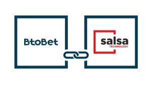 Salsa Technology Confirms Content Partnership With BtoBet