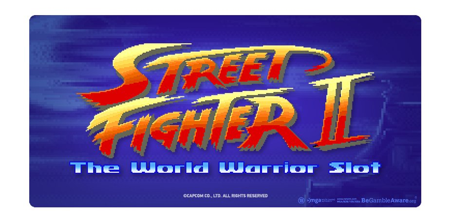 NetEnt AB Forced To Disable Street Fighter II: The World Warrior Slot