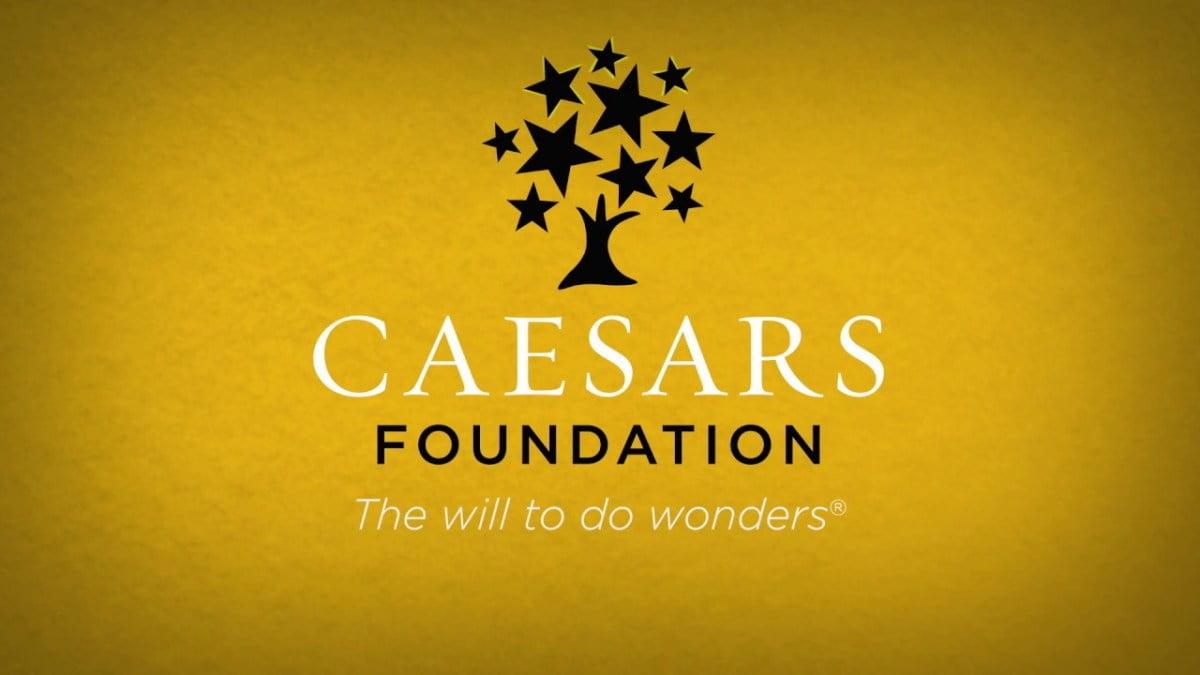 Caesars Hails Support Of 'Caesars Cares'