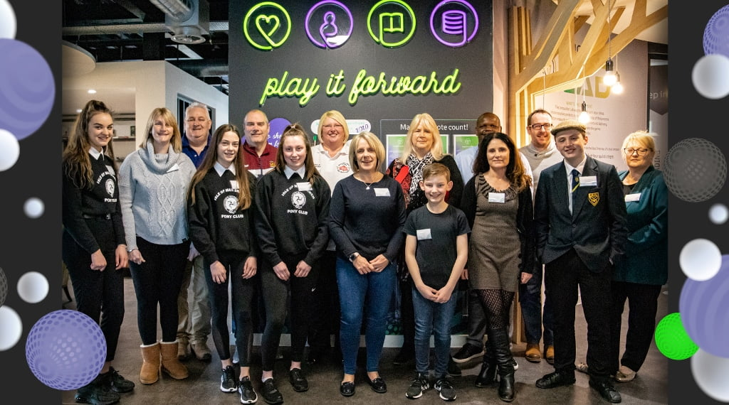 Microgaming Hails Staff-Led PlayItForward Success