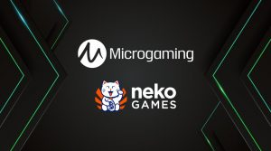 Microgaming Signs Exclusive Content Deal With Neko Games