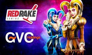 Red Rake Gaming Welcomes GVC Holdings