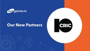 BetGames.TV Signs New Alliance With 10cric