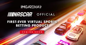 NASCAR Enters Virtual Sports Betting Agreement With IMG ARENA