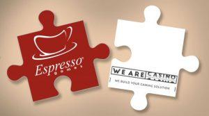 Espresso Games Adds WeAreCasino To Client List