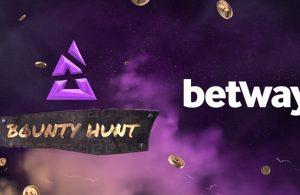Betway Sponsors BLASTS' Dota2 Series 'BLAST Bounty Hunt'