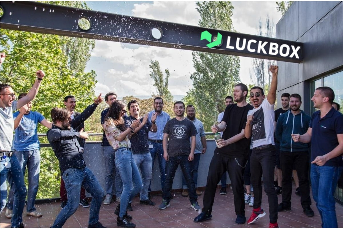 Luckbox Accelerates Plans For TSX Venture Exchange Listing