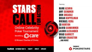 PokerStars Hold Charity Event With A-Listers