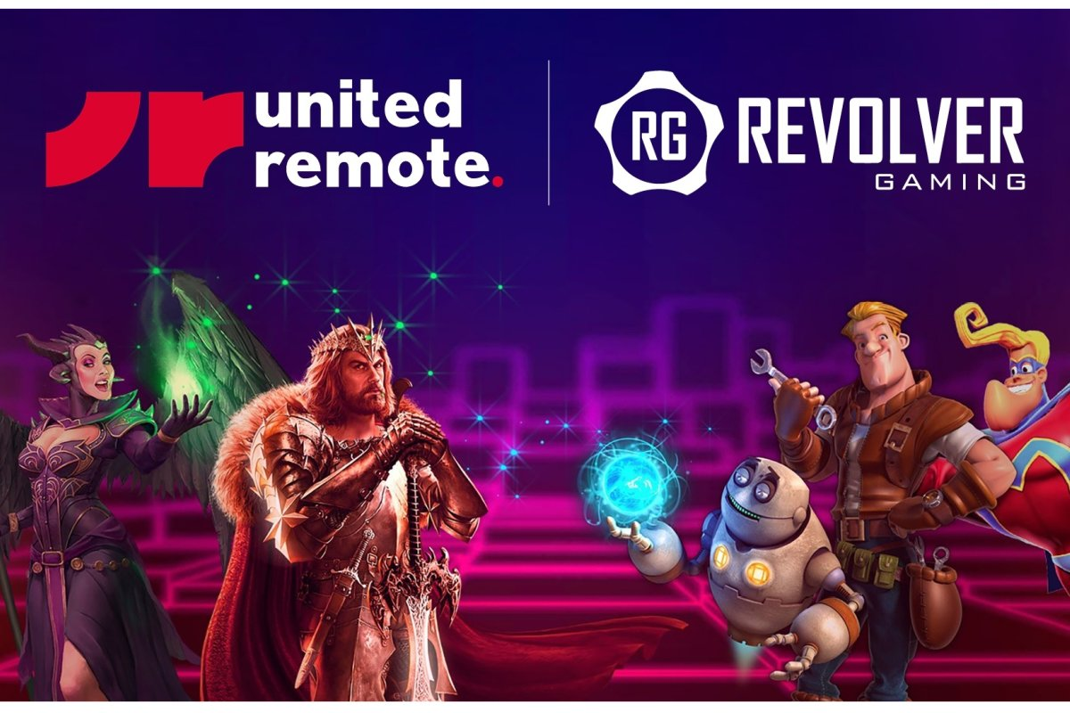 Revolver Gaming Continues Expansion With United Remote Deal