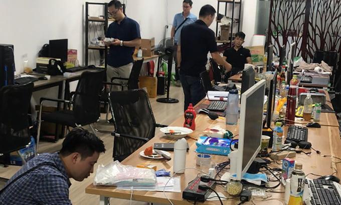 Hanoi Police Bust Illegal $2.7b Online Gambling Ring