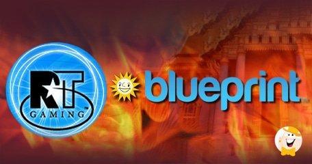 Blueprint Gaming Adapts 4 Classic RTG Slots For Online