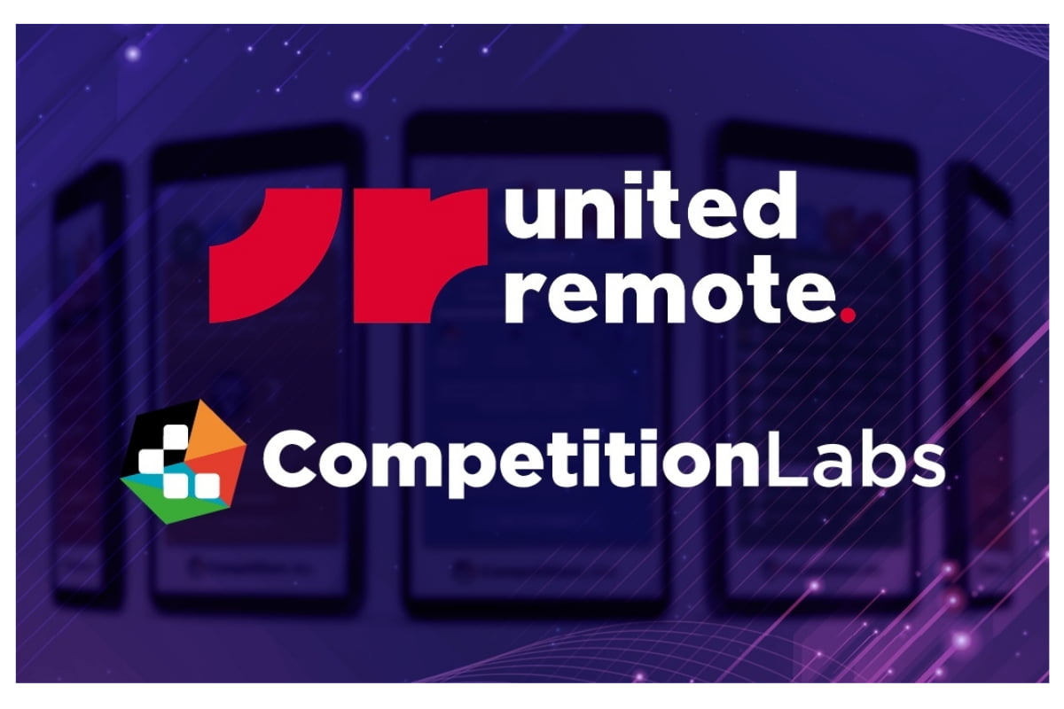 United Remote Links With CompetitionLabs For Gamification Boost