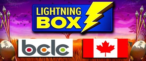 Australia's Lightning Box To Supply BCLC