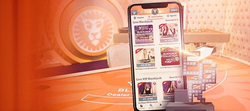 LeoVegas Adds Scope To Portfolio With Second Live Brand