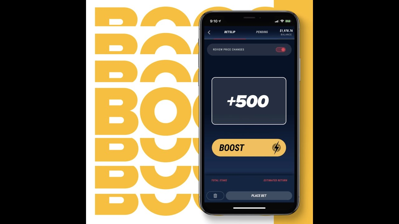 PointsBet's New Parlay Booster 'First Of It's Kind'