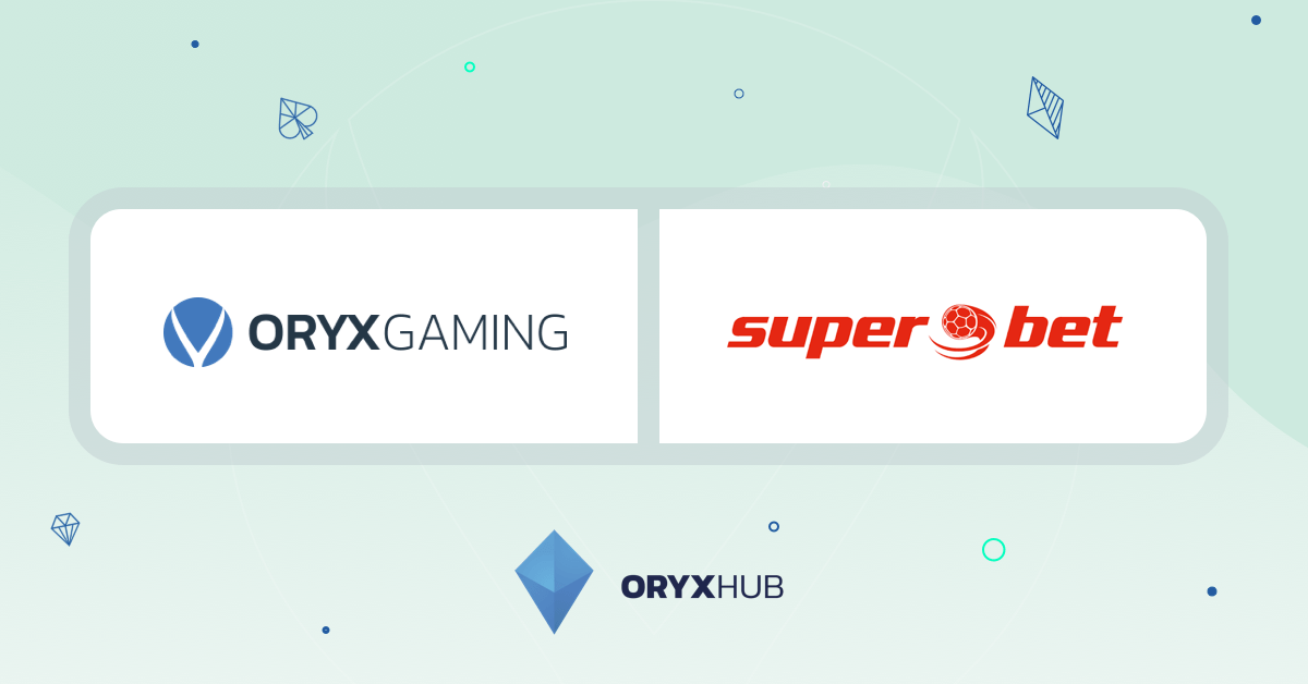 Oryx Signs European Distribution Agreement With Superbet
