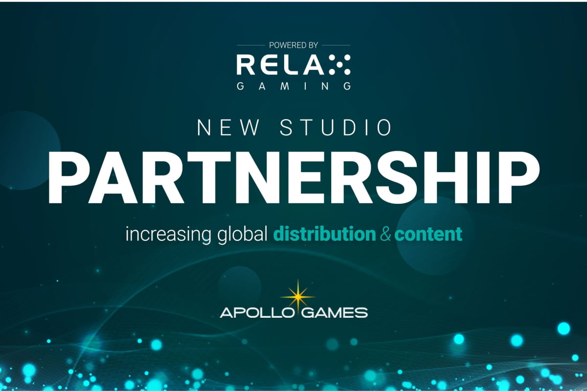 Relax Rolls Out Further Powered By Expansion With Apollo Games