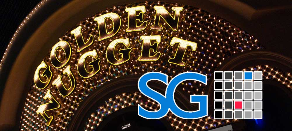 SG Confirms Latest Golden Nugget Collaboration In NJ