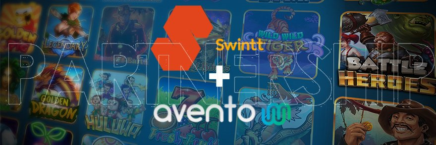 Swintt Announces Further Partnership With Avento MT