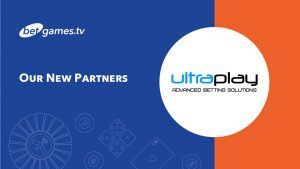 BetGames.TV Signs Partnership Agreement With UltraPlay