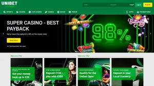 Gaming1 Content Added To Kindred's Flagship UniBet Brand