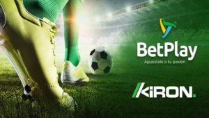 Kiron Enters Columbia Going Live With BetPlay