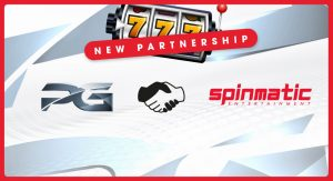 PG Company Signed Content Agreement With Spinmatic