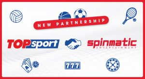 Spinmatic Continues European Distribution Deal With Topsport