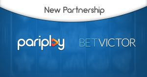Pariplay Strengthens Distribution With BetVictor Partnership
