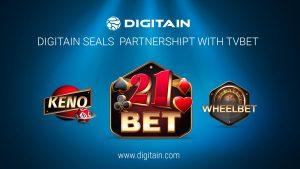 Digitain To Add TVBET Live Games