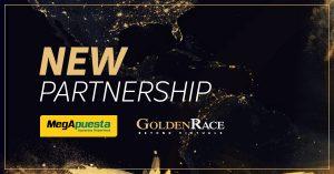 Golden Race Sign Deal With MegApuesta In Columbia