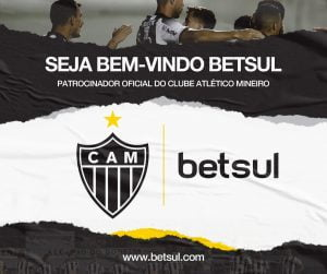 Betsul Signs Sponsorship Deal With Atlético Mineiro