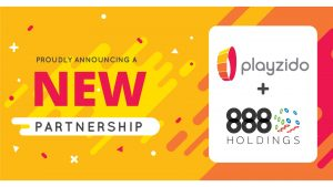 888 Holdings Expands Portfolio With Playzido B2B Games