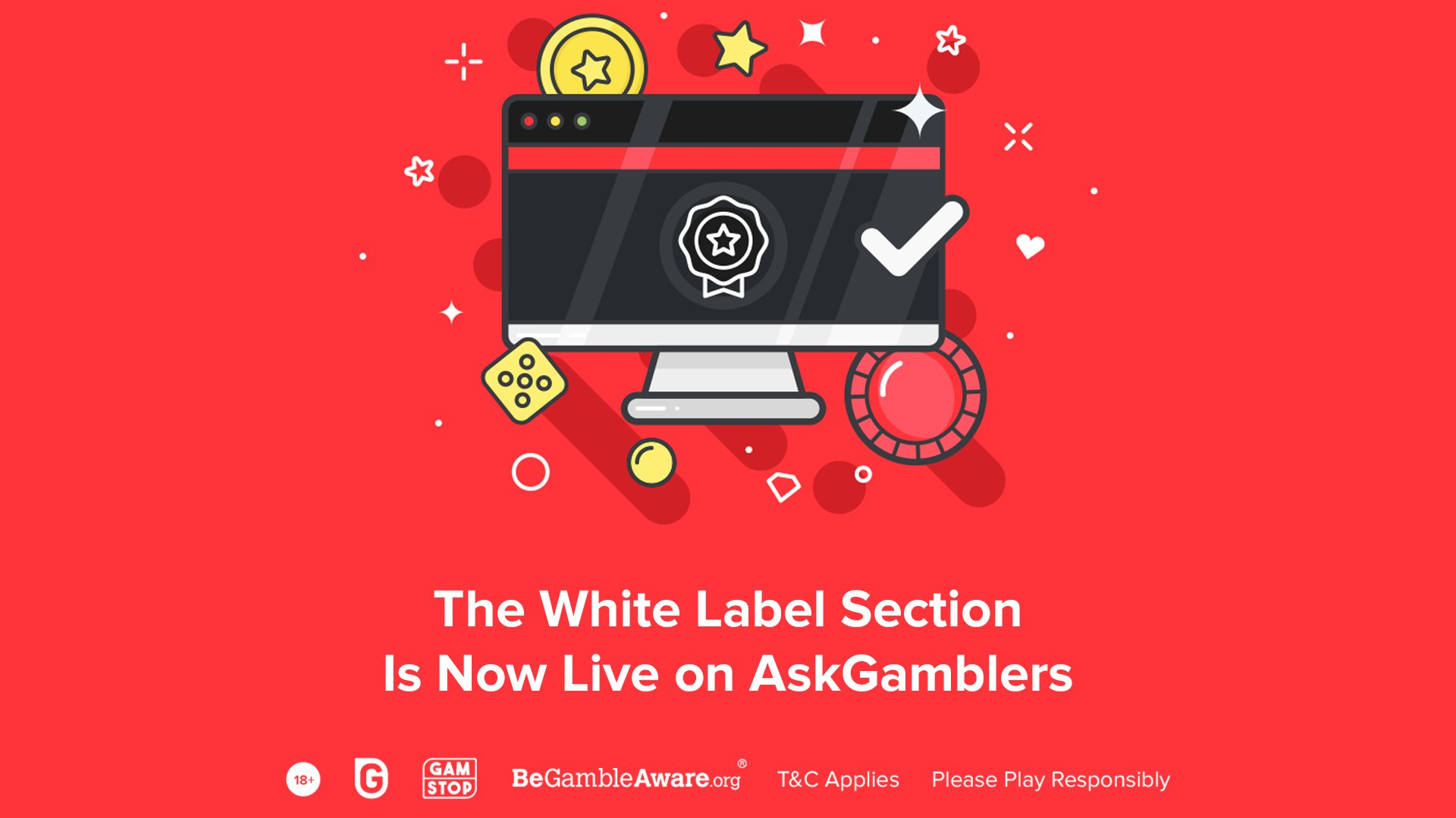 AskGamblers Launch International Edition White Label