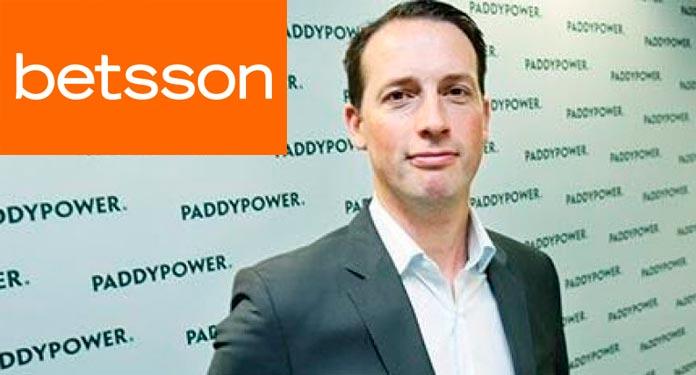 Betsson AB Name Andy McCue As Non-Executive Director