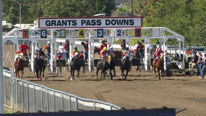 Grants Pass Downs Kicks Off Summer Racing Season
