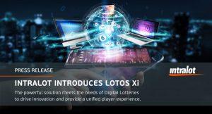 Intralot Unveil Digital Lottery Platform Lotus Xi