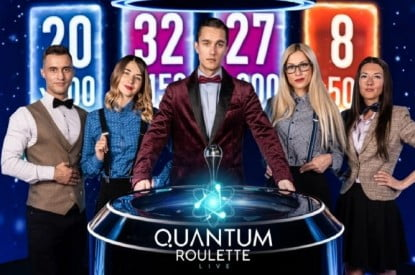 Playtech To Launch Live Quantum Roulette In Italian With Snaitech