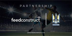 FeedConstruct Forms New Agreement With Ukrainian Football