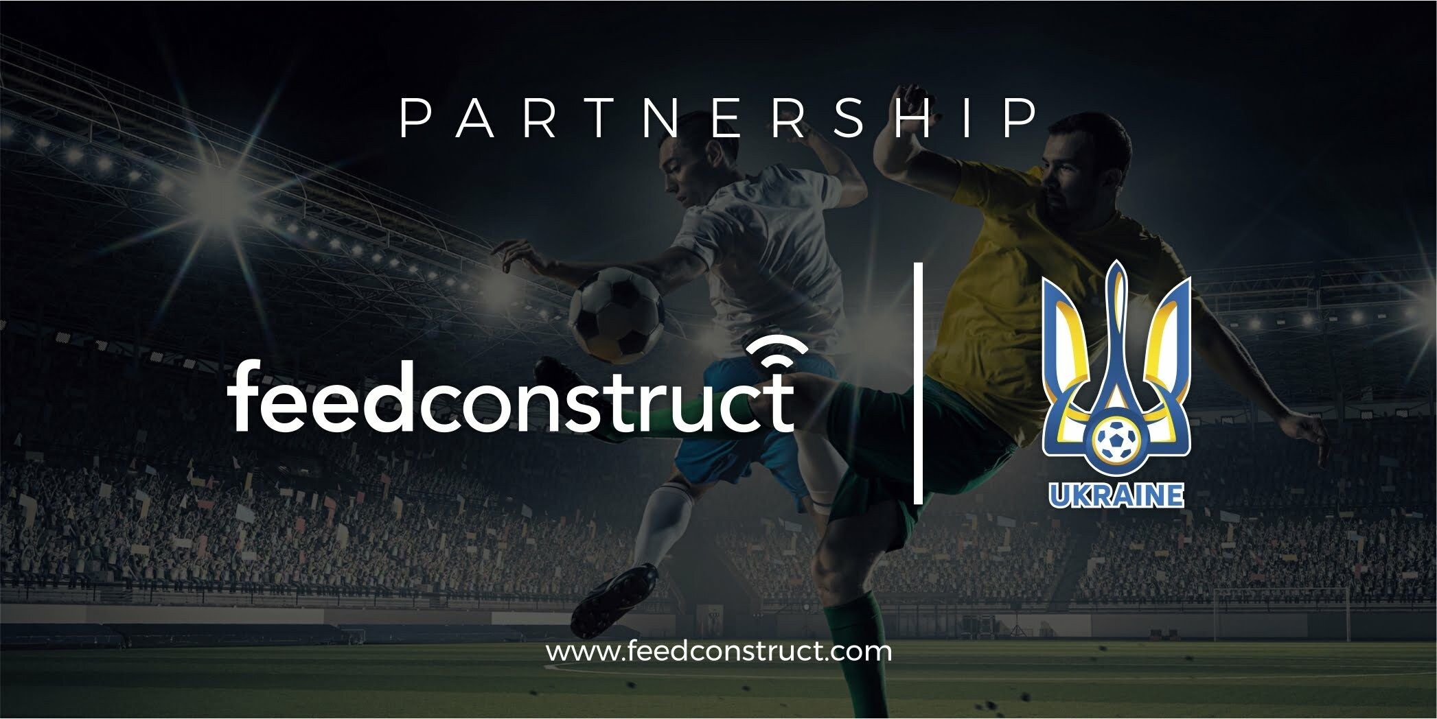 FeedConstruct Forms New Agreement With Ukrainian Football