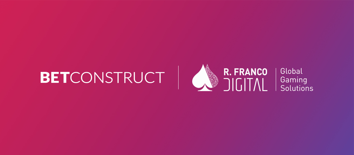 BetConstruct Joins Forces With R. Franco On Global Project